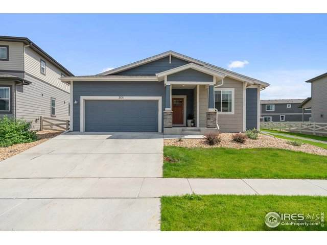2151 Bock St, Fort Collins, CO 80524 (MLS #920315) :: Keller Williams Realty