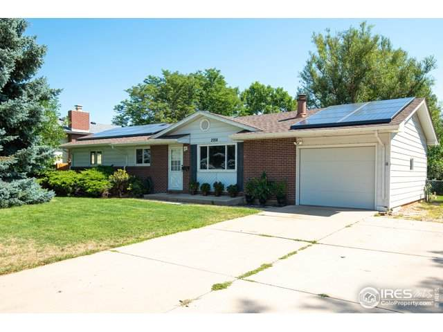 2916 Tulane Dr, Fort Collins, CO 80525 (MLS #920316) :: Colorado Home Finder Realty