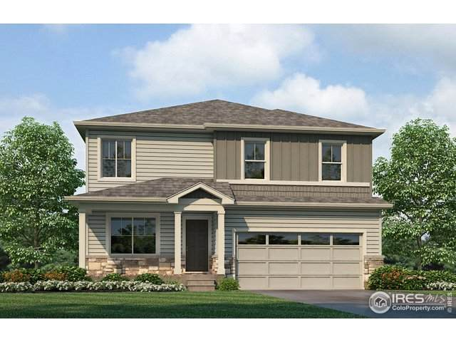 996 Cascade Falls St, Severance, CO 80550 (MLS #920326) :: J2 Real Estate Group at Remax Alliance