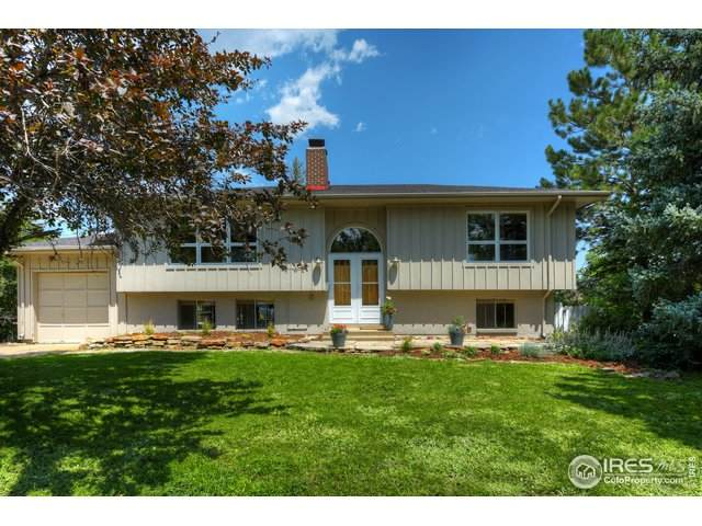 4685 Ludlow St, Boulder, CO 80305 (MLS #920328) :: Bliss Realty Group