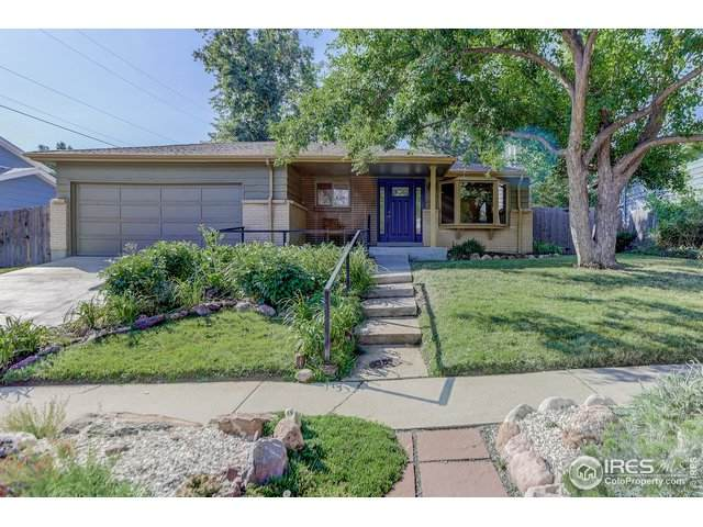 1460 Chambers Dr, Boulder, CO 80305 (MLS #920329) :: June's Team