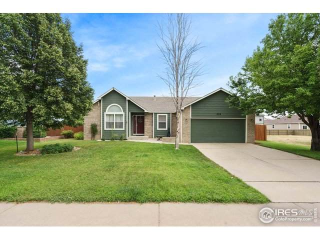 409 3rd St, Severance, CO 80546 (MLS #920334) :: Kittle Real Estate