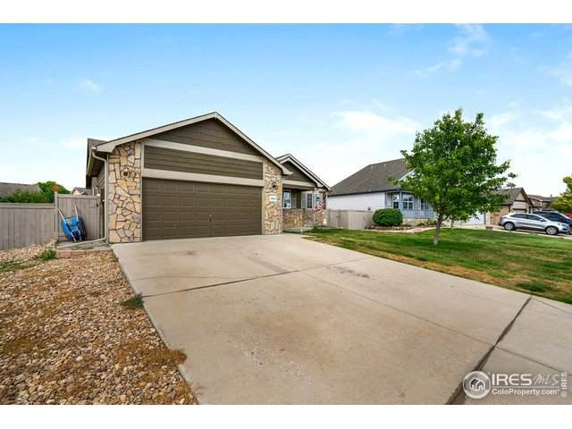 3364 Firewater Ln, Wellington, CO 80549 (#920340) :: Kimberly Austin Properties