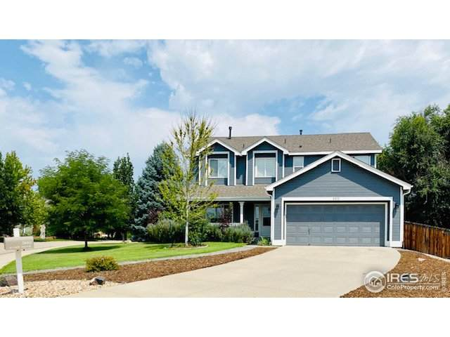 500 Allen Dr, Longmont, CO 80503 (MLS #920341) :: Kittle Real Estate