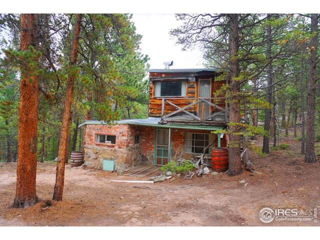 177 Sutherland Rd, Allenspark, CO 80510 (MLS #920349) :: 8z Real Estate