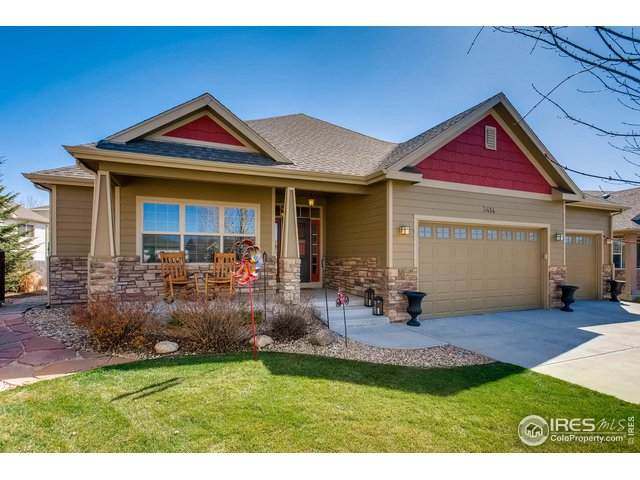 3414 Holden Ln, Johnstown, CO 80534 (MLS #920352) :: 8z Real Estate