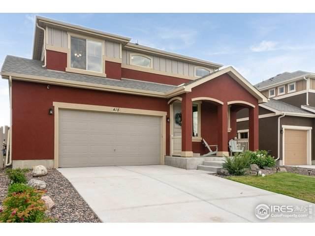 418 Altona Way, Erie, CO 80516 (MLS #920368) :: 8z Real Estate
