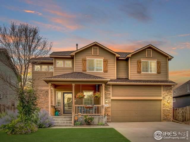 490 Territory Ln, Johnstown, CO 80534 (MLS #920378) :: 8z Real Estate