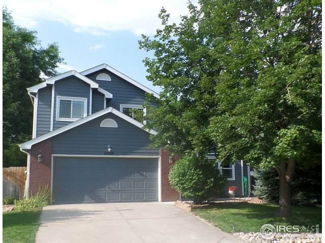 2706 Red Cloud Ct, Fort Collins, CO 80525 (MLS #920380) :: 8z Real Estate