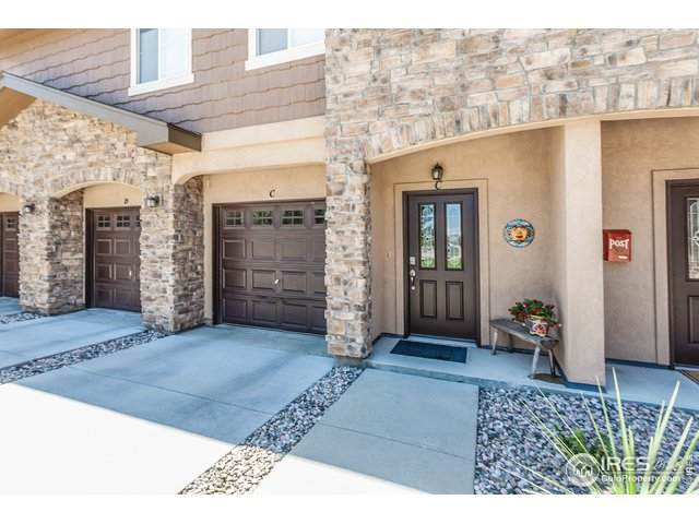 2307 Calais Dr C, Longmont, CO 80504 (MLS #920390) :: 8z Real Estate