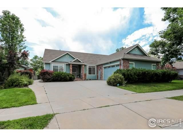 3341 Westerdoll Ave, Loveland, CO 80538 (MLS #920396) :: 8z Real Estate