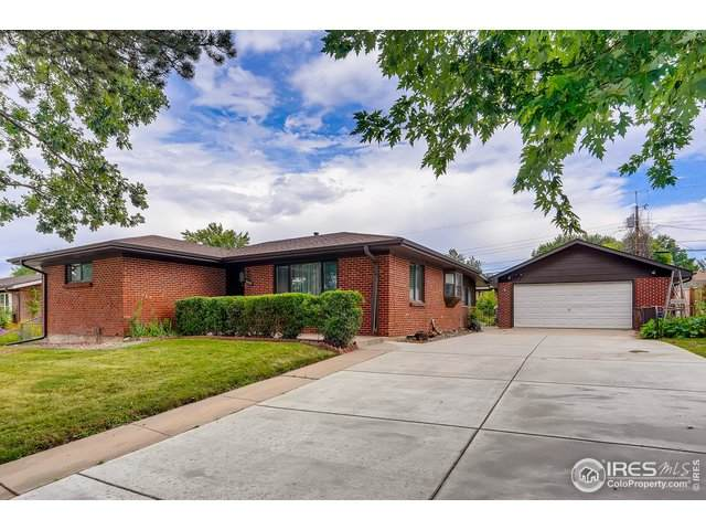 4660 S Lipan St, Englewood, CO 80110 (MLS #920399) :: 8z Real Estate