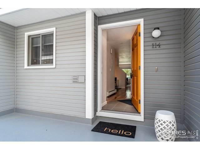 2201 Pearl St #114, Boulder, CO 80302 (MLS #920408) :: 8z Real Estate