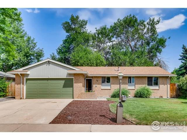 38 Dartmouth Cir, Longmont, CO 80503 (MLS #920416) :: 8z Real Estate