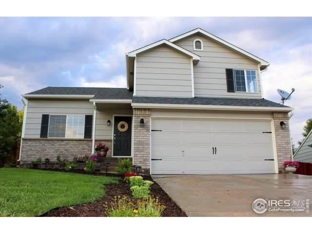 1018 Red Oak Dr, Longmont, CO 80504 (MLS #920422) :: 8z Real Estate