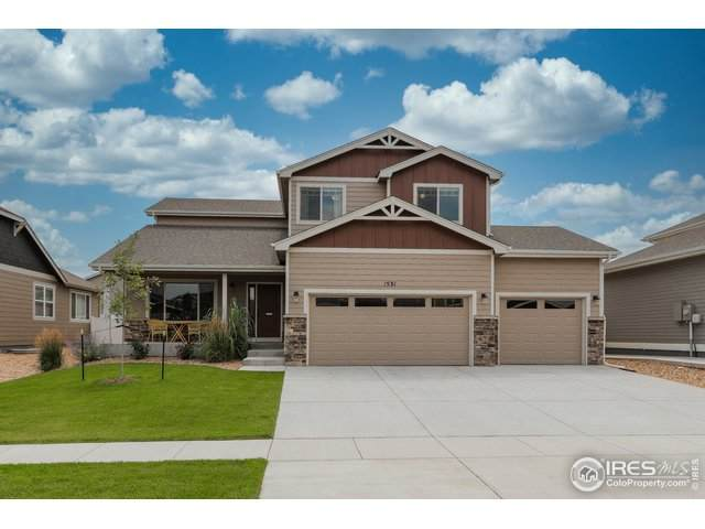 1531 Mount Meeker Ave, Berthoud, CO 80513 (MLS #920426) :: 8z Real Estate