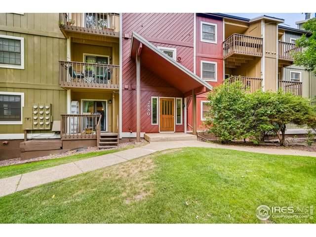 2880 Sundown Ln #202, Boulder, CO 80303 (MLS #920427) :: June's Team