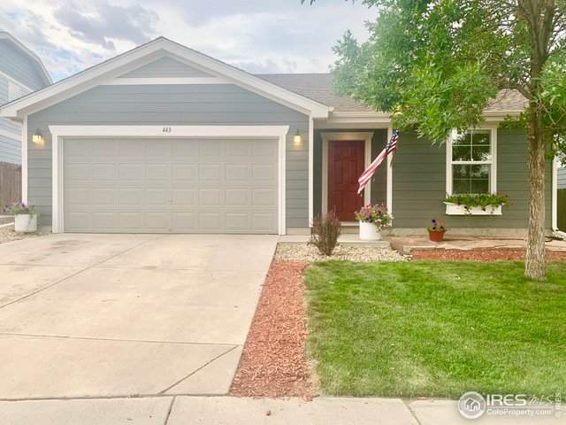 443 Bonanza Dr, Erie, CO 80516 (MLS #920431) :: Neuhaus Real Estate, Inc.