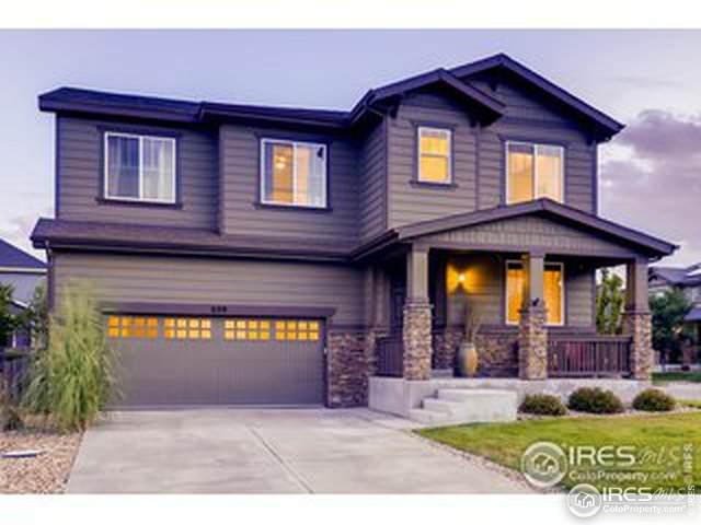 698 Jarvis Dr, Erie, CO 80516 (MLS #920439) :: 8z Real Estate