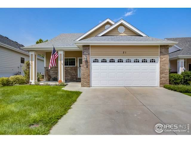 3822 W 11th St #21, Greeley, CO 80634 (MLS #920444) :: Jenn Porter Group