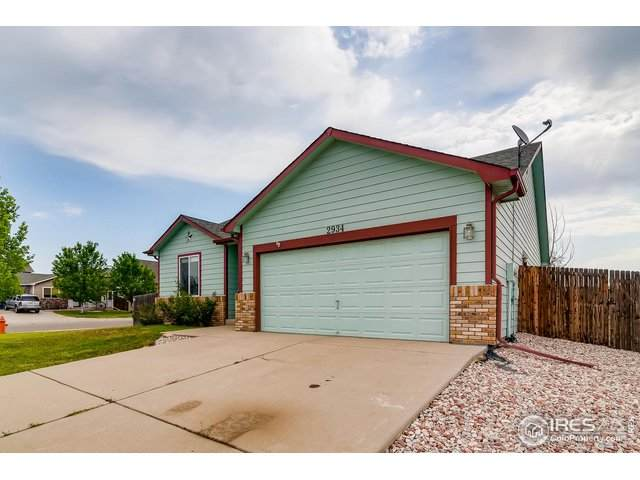 2934 Ash Ave, Greeley, CO 80631 (MLS #920445) :: Jenn Porter Group