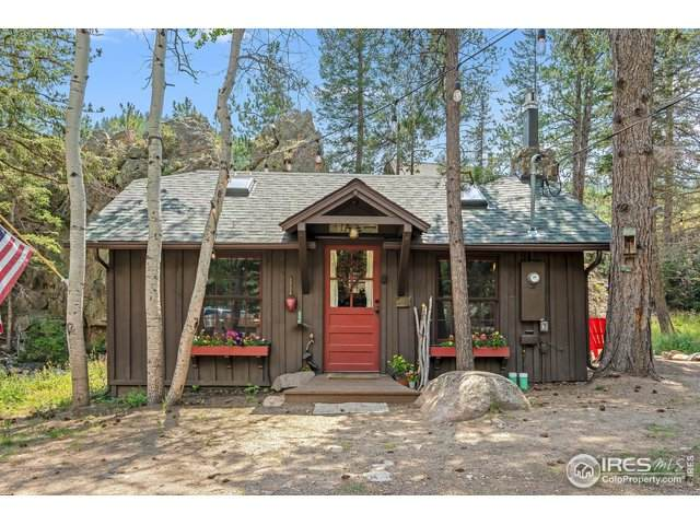55 North Fork Rd, Glen Haven, CO 80532 (#920447) :: Re/Max Structure