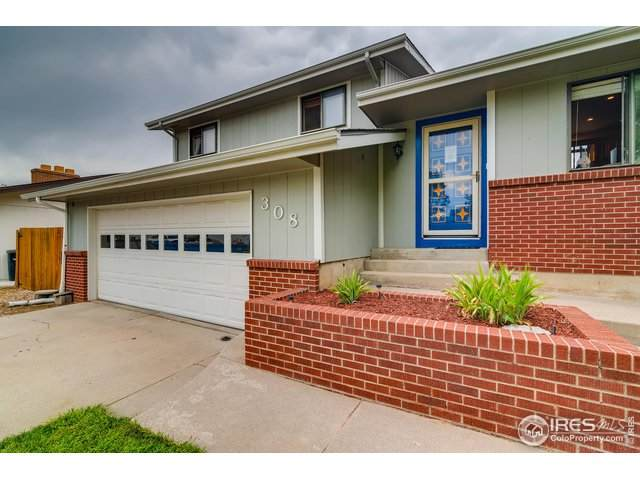 308 45th Ave, Greeley, CO 80634 (MLS #920453) :: 8z Real Estate