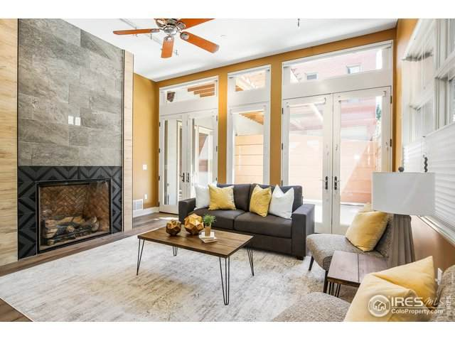 2336 Spruce St A, Boulder, CO 80302 (MLS #920468) :: 8z Real Estate