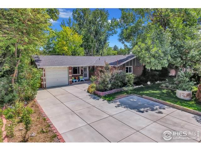 6140 Garland St, Arvada, CO 80004 (#920474) :: The Griffith Home Team