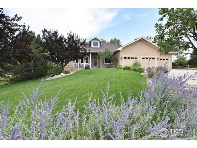 2824 Skimmerhorn St, Fort Collins, CO 80526 (MLS #920476) :: 8z Real Estate