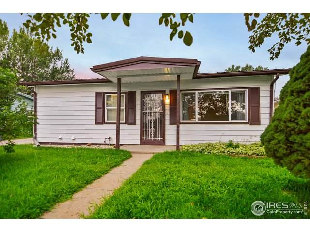 1416 Eaton St, Brush, CO 80723 (MLS #920492) :: 8z Real Estate