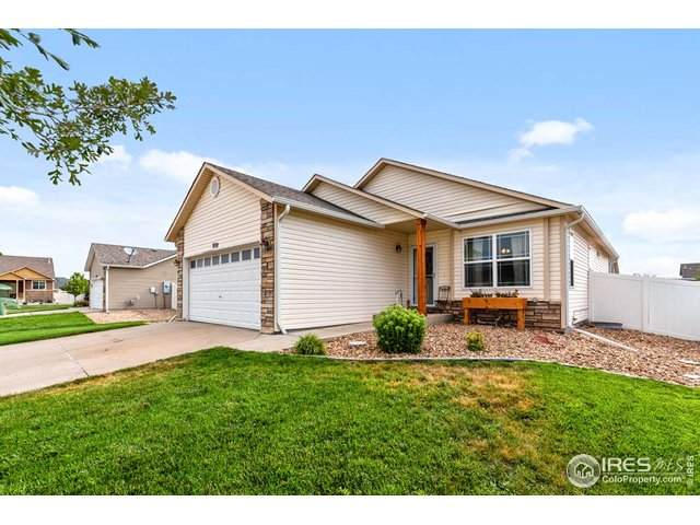 7078 Lee St, Wellington, CO 80549 (#920495) :: Re/Max Structure