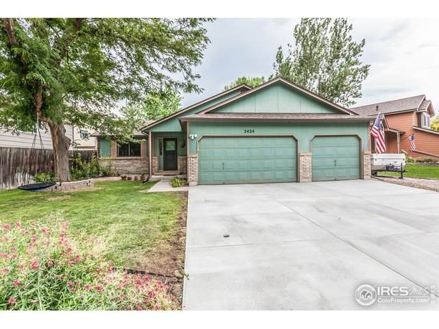 2424 Sunstone Dr, Fort Collins, CO 80525 (#920498) :: Re/Max Structure