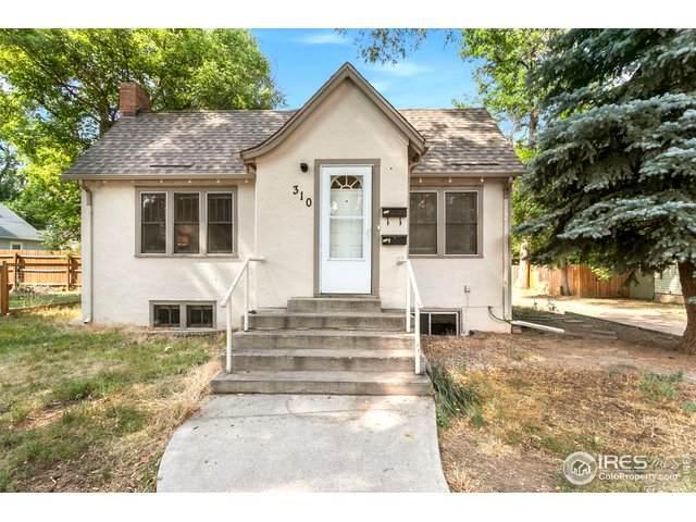310 E Plum St, Fort Collins, CO 80524 (#920501) :: Peak Properties Group