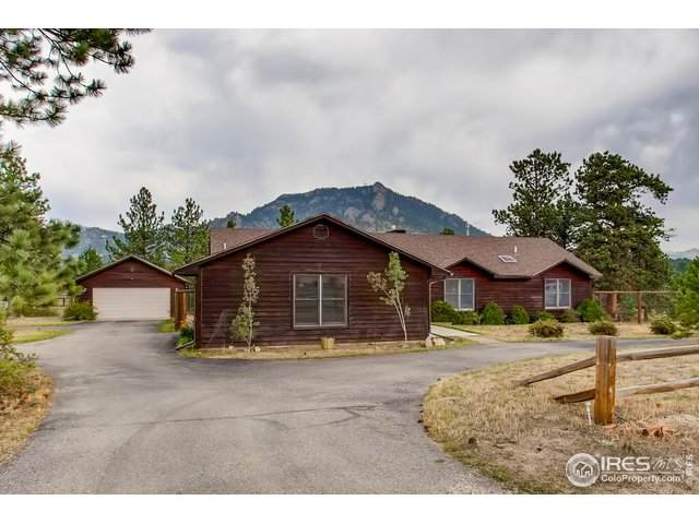 2231 Pine Meadow Dr, Estes Park, CO 80517 (MLS #920519) :: 8z Real Estate