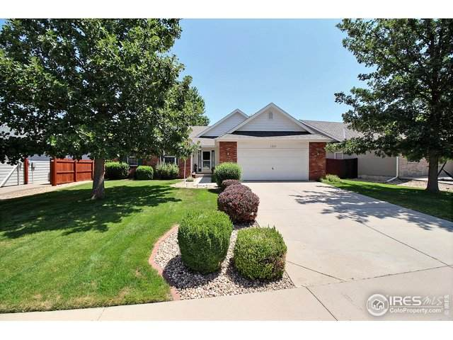 1316 51st Ave Ct, Greeley, CO 80634 (MLS #920537) :: Jenn Porter Group