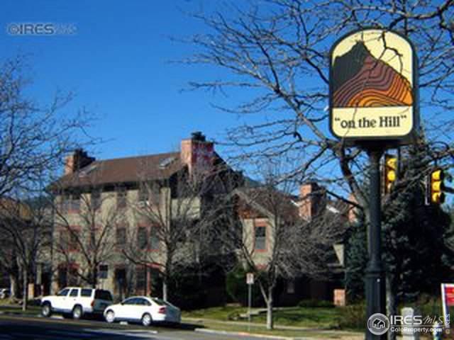 1405 Broadway St #206, Boulder, CO 80302 (MLS #920540) :: Jenn Porter Group