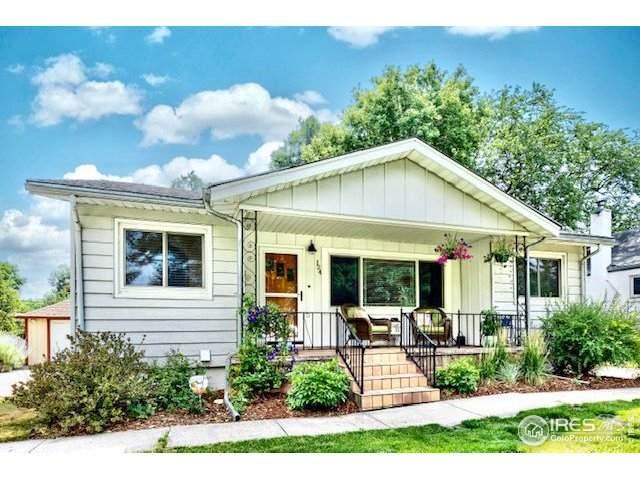124 N Roosevelt Ave, Fort Collins, CO 80521 (MLS #920545) :: Hub Real Estate