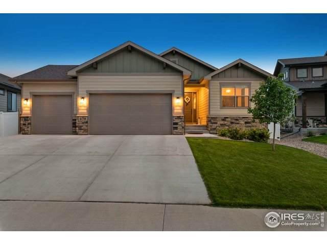 670 Vermilion Peak Dr, Windsor, CO 80550 (MLS #920550) :: 8z Real Estate