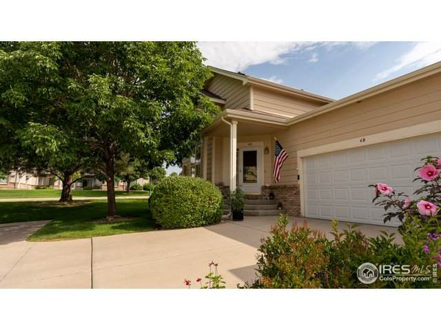 4902 29th St 4B, Greeley, CO 80634 (MLS #920553) :: 8z Real Estate