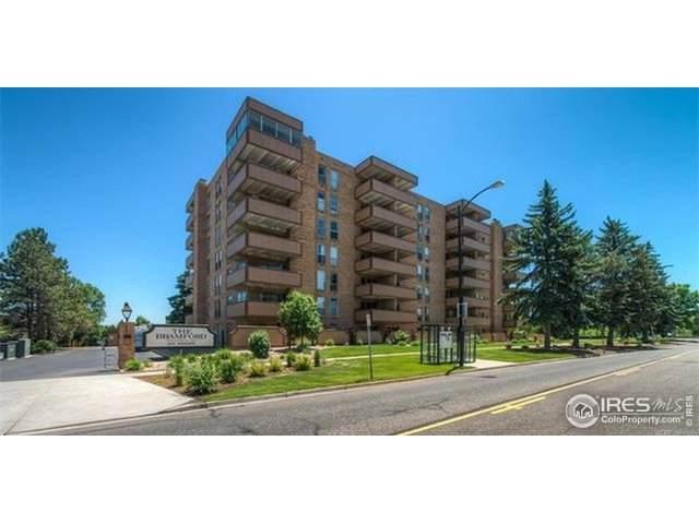 500 Mohawk Dr #301, Boulder, CO 80303 (MLS #920556) :: 8z Real Estate