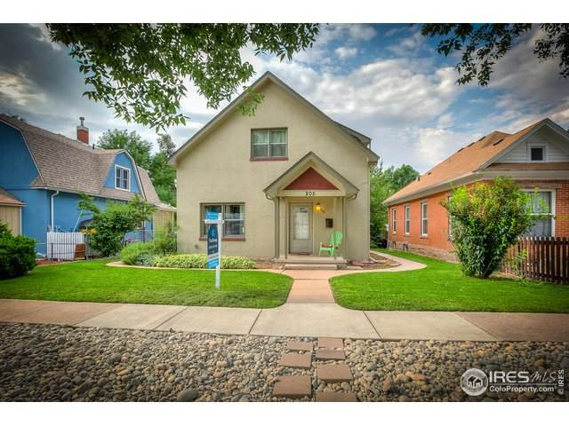 205 E Plum St, Fort Collins, CO 80524 (MLS #920566) :: 8z Real Estate