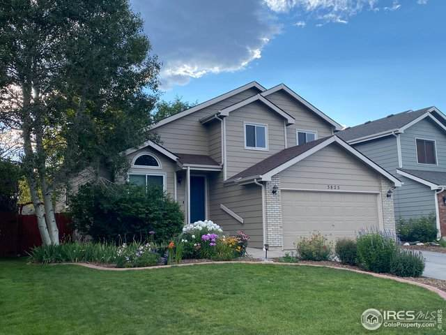 3825 Stream Ct, Fort Collins, CO 80526 (MLS #920567) :: 8z Real Estate