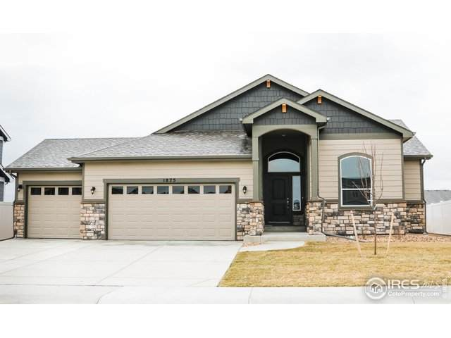 5372 Homeward Dr, Timnath, CO 80547 (MLS #920586) :: Wheelhouse Realty
