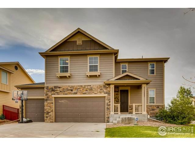 16083 E 124th Ave, Commerce City, CO 80603 (MLS #920590) :: 8z Real Estate