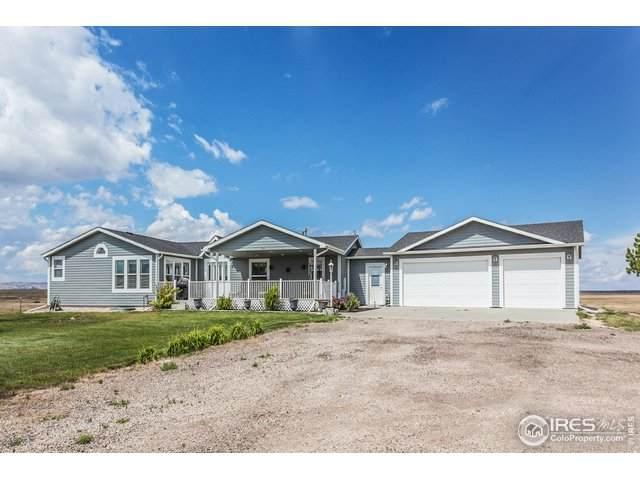 3268 Hackamore Rd, Wellington, CO 80549 (MLS #920597) :: Kittle Real Estate
