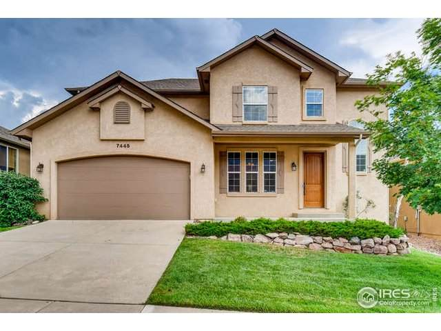 7445 Centennial Glen Dr, Colorado Springs, CO 80919 (MLS #920599) :: 8z Real Estate