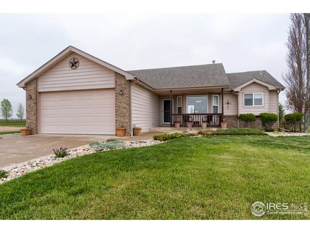 14379 County Road 70, Greeley, CO 80631 (MLS #920605) :: 8z Real Estate