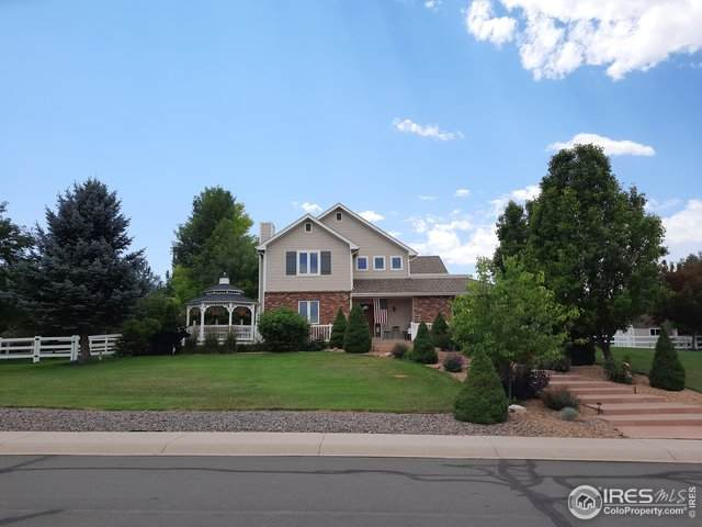 640 Falcon Crest Way, Loveland, CO 80537 (MLS #920609) :: Tracy's Team