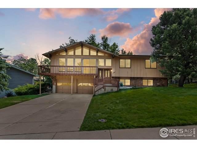 1581 Judson Dr, Boulder, CO 80305 (MLS #920611) :: Colorado Home Finder Realty